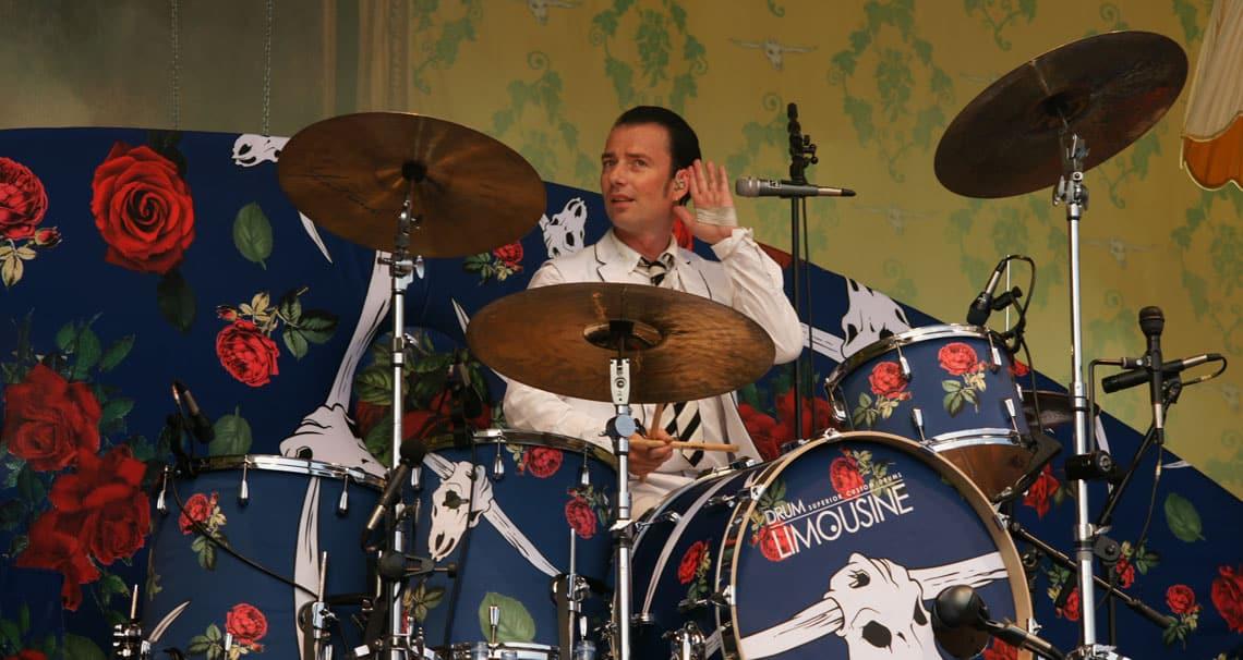 laust-sonne-groen-koncert-1 Drum Limousine