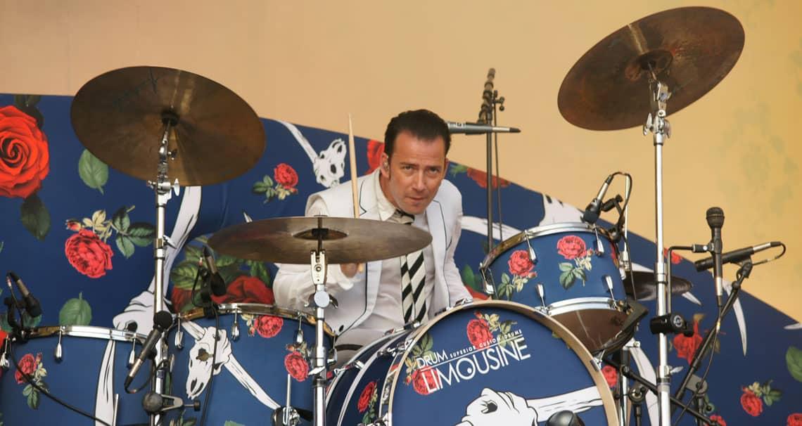 laust-sonne-groen-koncert-2 Drum Limousine