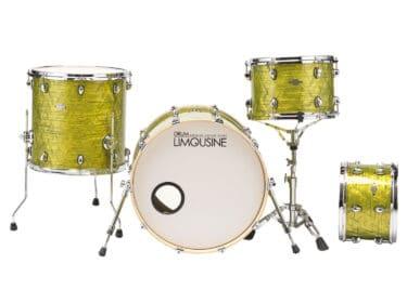Drum-Limousine-Superior-Custom-Pearl-Green