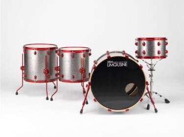 Drum-Limousine-Superior-Custom---Titanium-Sparkle