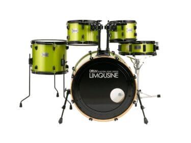 Drum-Limousine-Custom-Shop-Lime-Green-Sparkle