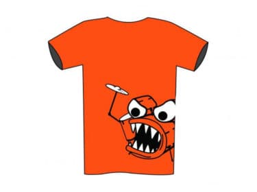 Drum-Monster-T-Shirt