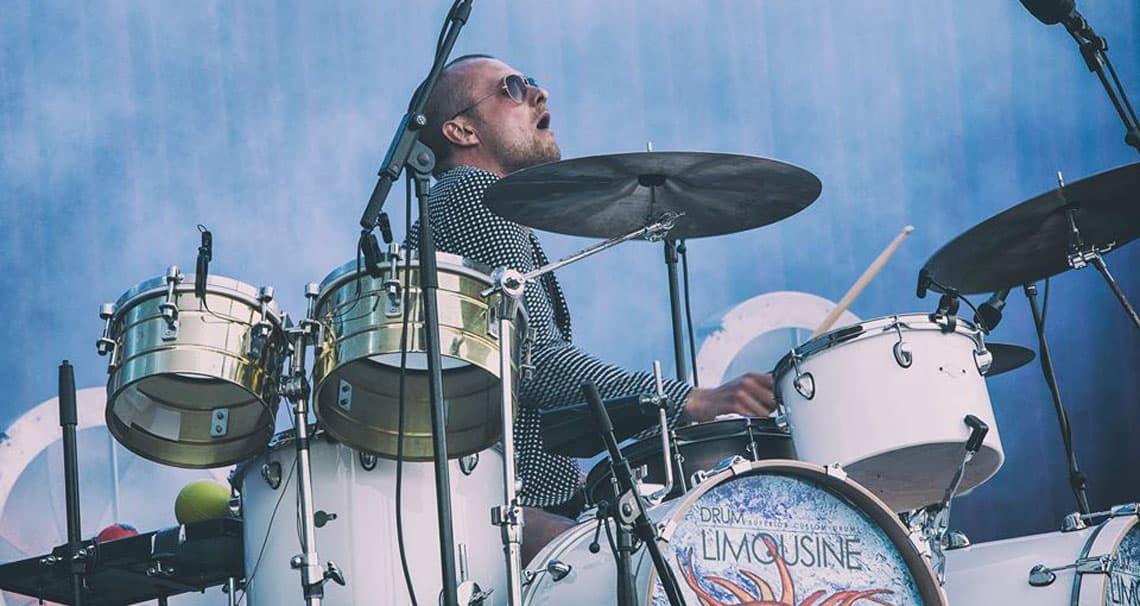 eddi-jarl Drum Limousine