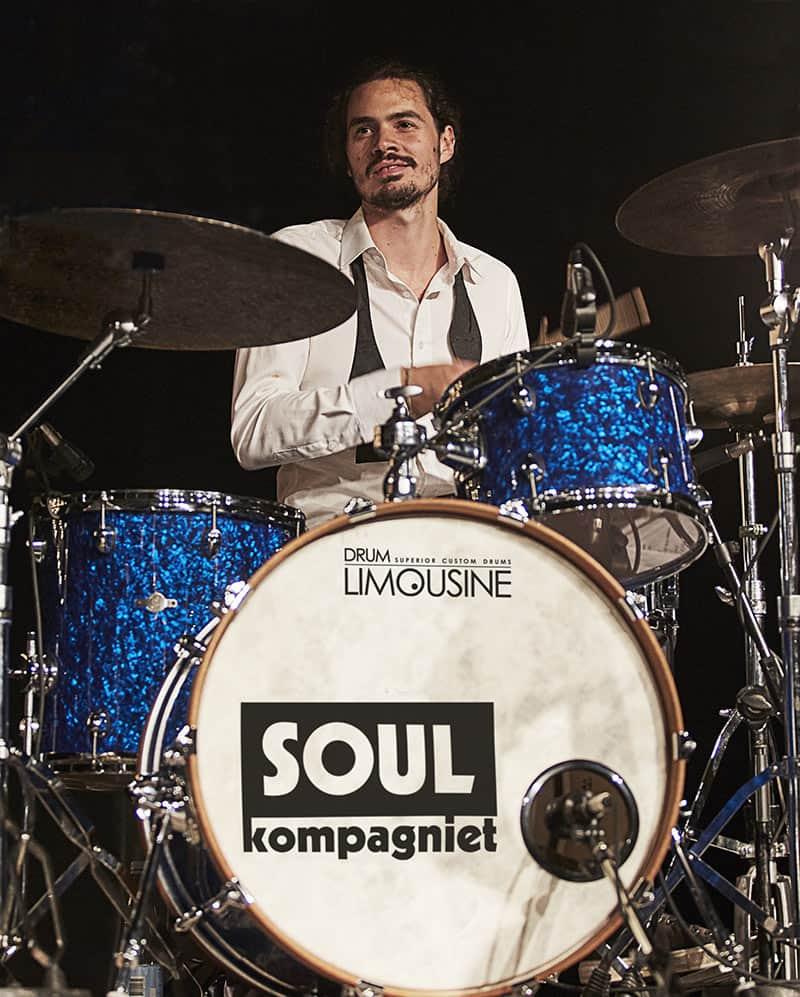 Jakob Lundbye Drum Limousine artist