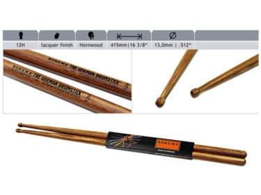 ROHEMA-12H-Hornwood Drum Limousine