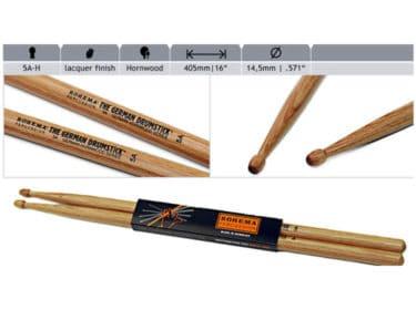 ROHEMA-5A-Hornwood Drum Limousine