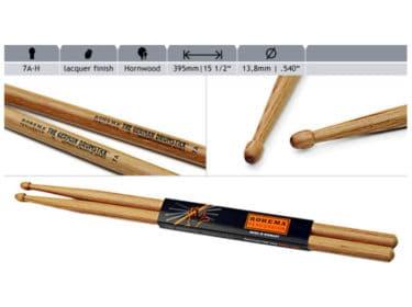 ROHEMA-7A-Hornwood Drum Limousine