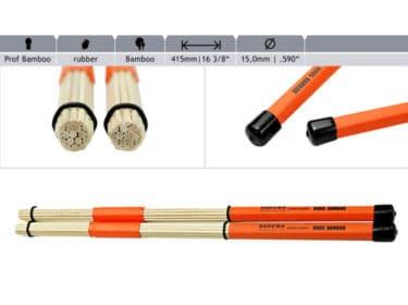 ROHEMA-Prof.-Bamboo-Rods Drum Limousine