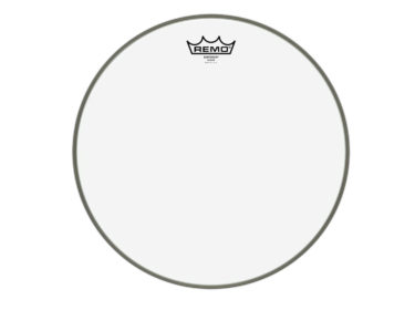 Remo-Emperor-Clear Drum Limousine