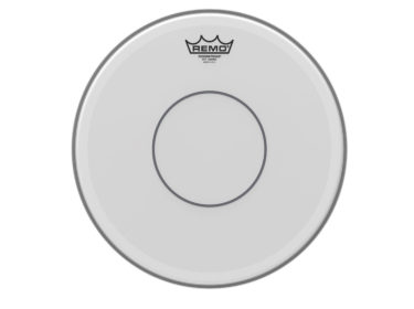 Remo-Powerstroke-77-Coated-Clear-Dot