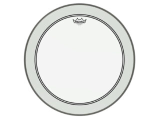 Remo-Powerstroke-P3-Clear Drum Limousine