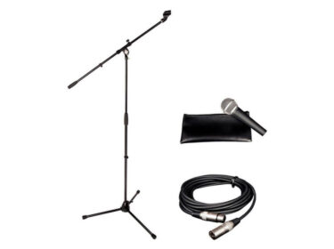 Sang-Mikrofon-+-Stativ