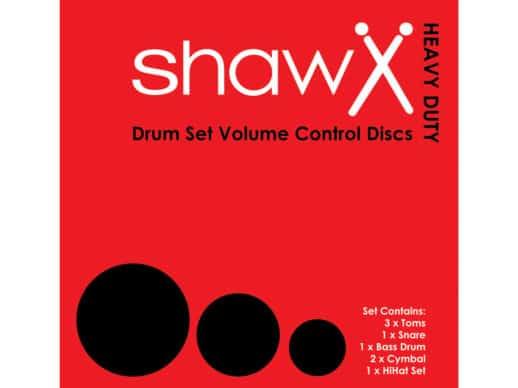 Shaw-dæmper-sæt