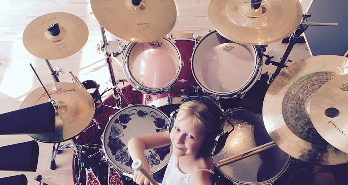 johanne-bag-trommer Drum Limousine