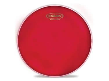 evans-hydraulic-red-trommeskind Drum Limousine
