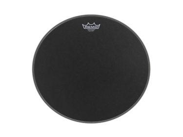 remo-ambassador-black-suede Drum Limousine