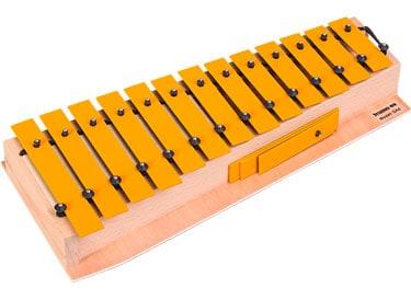 Klokkespil og Xylofoner