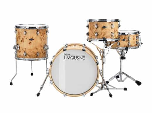 Drum-Limousine-Mappa-Burl-Setup