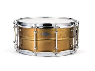 Drum-Limousine-Snare-vintage-brass