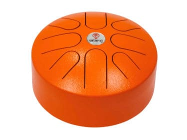 Nataraj-Tongue-Drum-20-cm-Orange