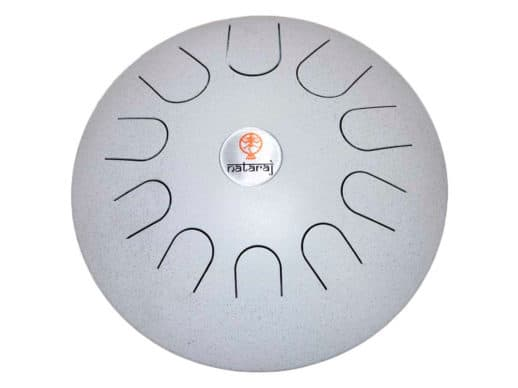 Nataraj-Tongur-Drum-16-Keramik-Hvid