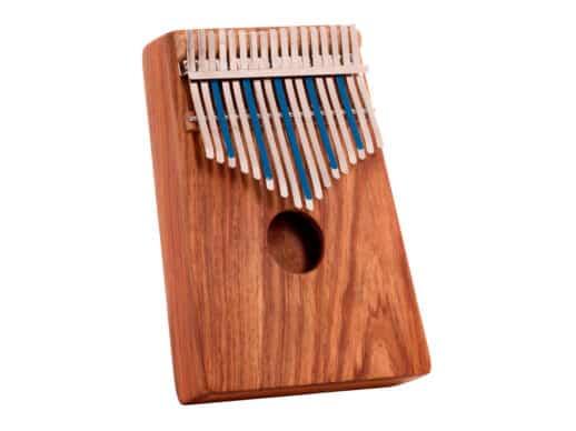 Hugh-Tracey-Kalimba-AKA-622-Treble,-box,-17-tones