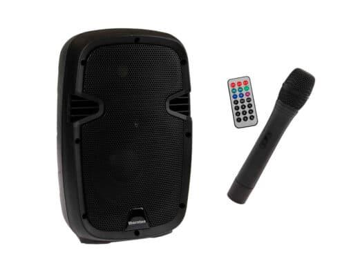 Thornton-EBN8W-transportabelt-anlæg-med-trådløs-mikrofon