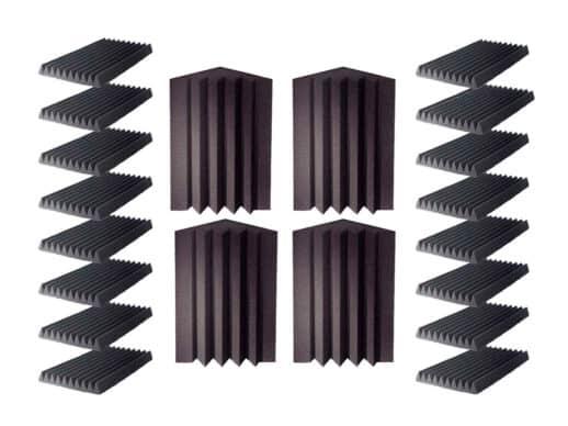 Golden-Age-Acoustics-FoamZorb-Pakke-20-stk.