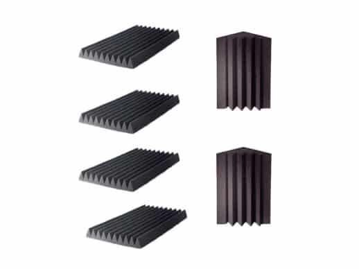 Golden-Age-Acoustics-FoamZorb-Pakke-6-Stk.