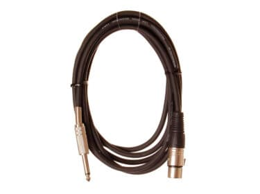 HiEnd-XLR-hun-til-jack-kabel-3-meter Drum Limousine