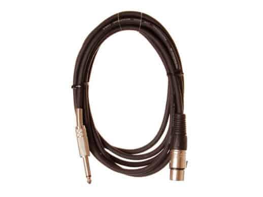 HiEnd-XLR-hun-til-jack-kabel-3-meter