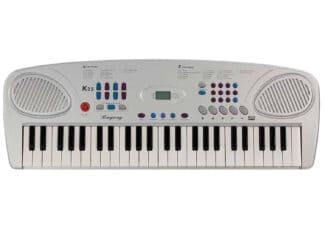 Ringway-K35-børne-keyboard-grå Drum Limousine
