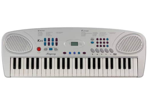 Ringway-K35-børne-keyboard-grå