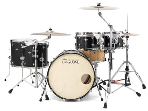 Drum-LImousine-Superior-Custom-Black