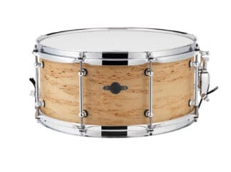 "Drum-LImousine-Maple-Lilletromme-14""x6½"" -Scandinavian-birch yderlag"