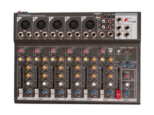 K-mixer-F7-USB