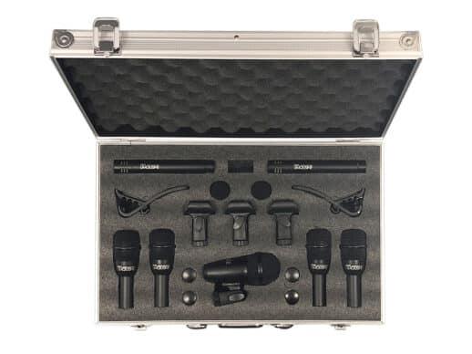 Trommemikrofoner Drum Limousine Transmission 12-Set
