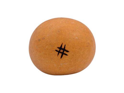 Drum-Limousine-Africa-CS61-calabash-ball-shaker,-small-bottom