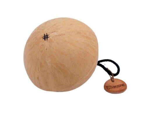 Drum-Limousine-Africa-CS62-calabash-ball-shaker,-large-bottom