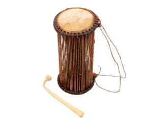 Drum Limousine Africa DD61 dondo talking drum skind