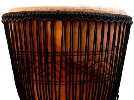Drum-Limousine-Africa-DJ18-2-djembe,-18-top