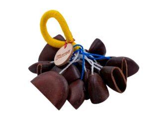 Drum-Limousine-Africa-KL40-kola-shaker,-18-Ghana-seeds