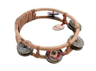 Drum-Limousine-Africa-TB02-tamburin,-lille-siden