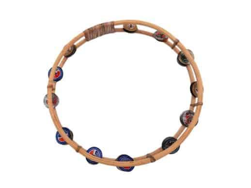 Drum-Limousine-Africa-TB58-tamburin,-stor
