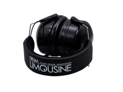 Drum-Limousine-HP-1000-isolations-hovedtelefoner-med-logo