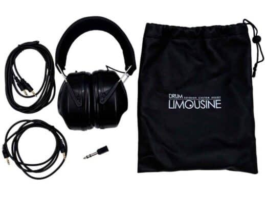 Drum-Limousine-HP-1000-isolations-hovedtelefoner-pakke