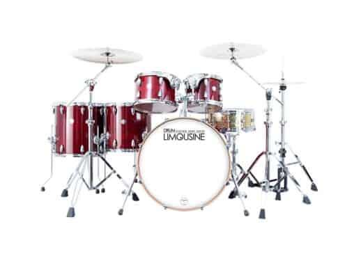 Drum-Limousine-Custom-Shop-DL-CUS-22-1414-RD