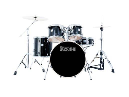 Drum-Limousine-Explorer-trommesæt-DL-EXP-22-BK