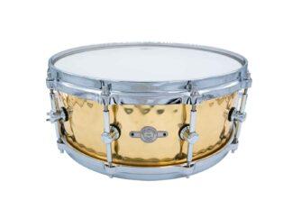 Drum-Limousine-Superior-Brass-lilletromme-14-x-5½--DL-SU-1455-BR