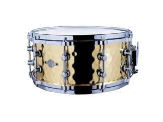 Drum-Limousine-Superior-Brass-lilletromme-14--x-6½--DL-SU-1465-BR